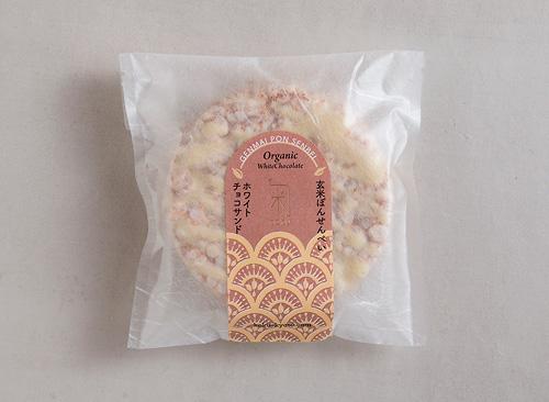 ホワイトチョコサンド